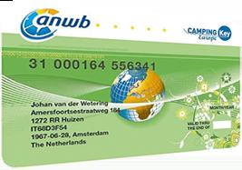 Carte ANWB